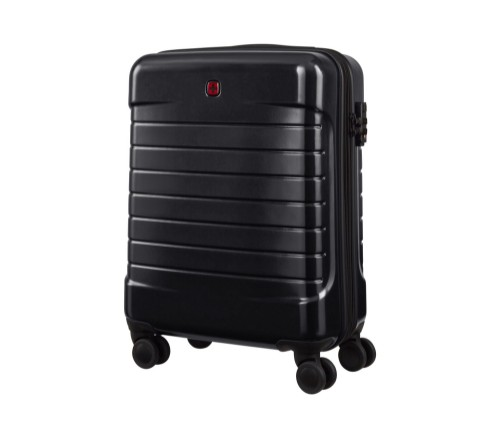Wenger/SwissGear Lyne Carry-On Trolley Black Polycarbonate 41 L