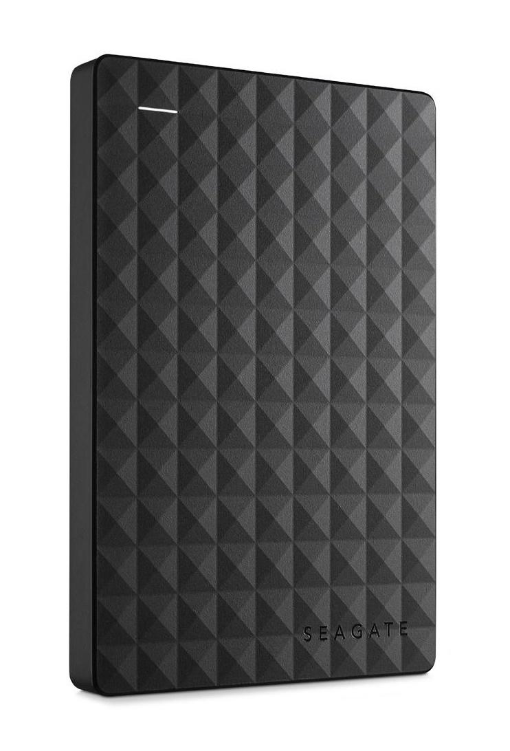 Seagate Expansion Portable 4TB external hard drive 4000 GB Black