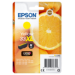 Epson Oranges Singlepack Yellow 33XL Claria Premium Ink