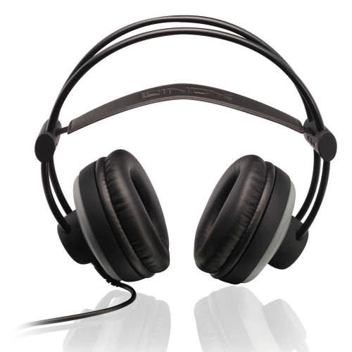 Lindy HF-40 Black Circumaural Head-band headphone