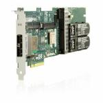 HP P411/512 FBWC 2-ports Ext PCIe x8 SAS Controller - High Profile