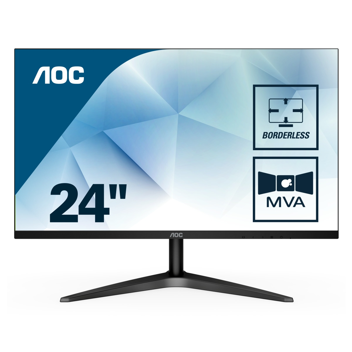 Desktop Monitor - 24B1H - 23.6in - 1920x1080 (Full HD) - 8ms