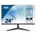 """AOC Basic-line 24B1H pantalla para PC 59,9 cm (23.6"""") 1920 x 1080 Pixeles Full HD LED Plana Mate Negro"""