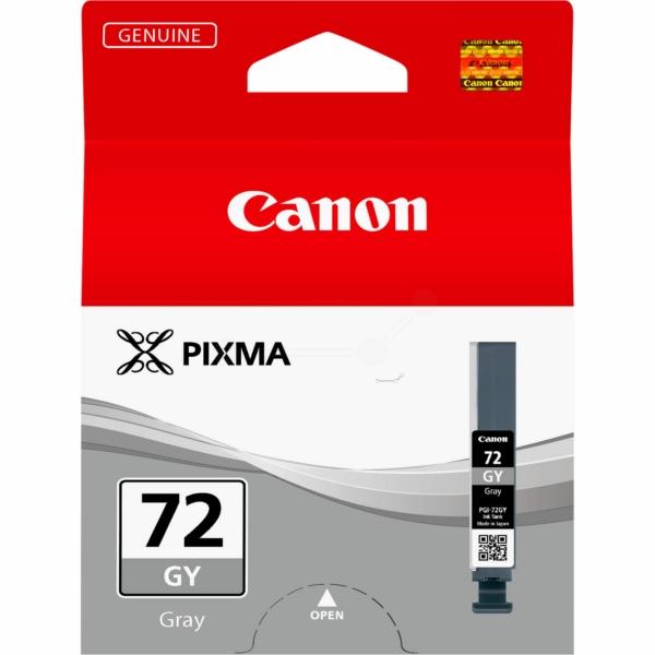 Canon 6409B001 (PGI-72 GY) Ink cartridge gray, 14ml