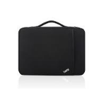 "Lenovo 4X40N18007 12"" Sleeve case Black notebook case"