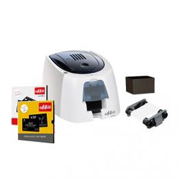 Evolis Edikio ACCESS Guest solution, single sided, 12 dots/mm (300 dpi), USB
