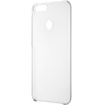 "Huawei 51992280 mobile phone case 14.3 cm (5.65"") Cover Transparent,White"