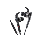 Kenwood Electronics KH-SR800-B mobile headset Binaural In-ear Black