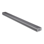 LG SJ6 Wired & Wireless 2.1channels 320W Silver soundbar speaker
