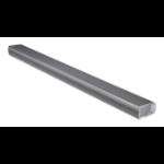 LG SJ6 Wired & Wireless 2.1channels 320W Silver soundbar speaker
