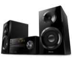 Philips BTB2570/12 home audio set Home audio micro system Black 70 W