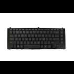 HP 684333-081 Danish Black keyboard