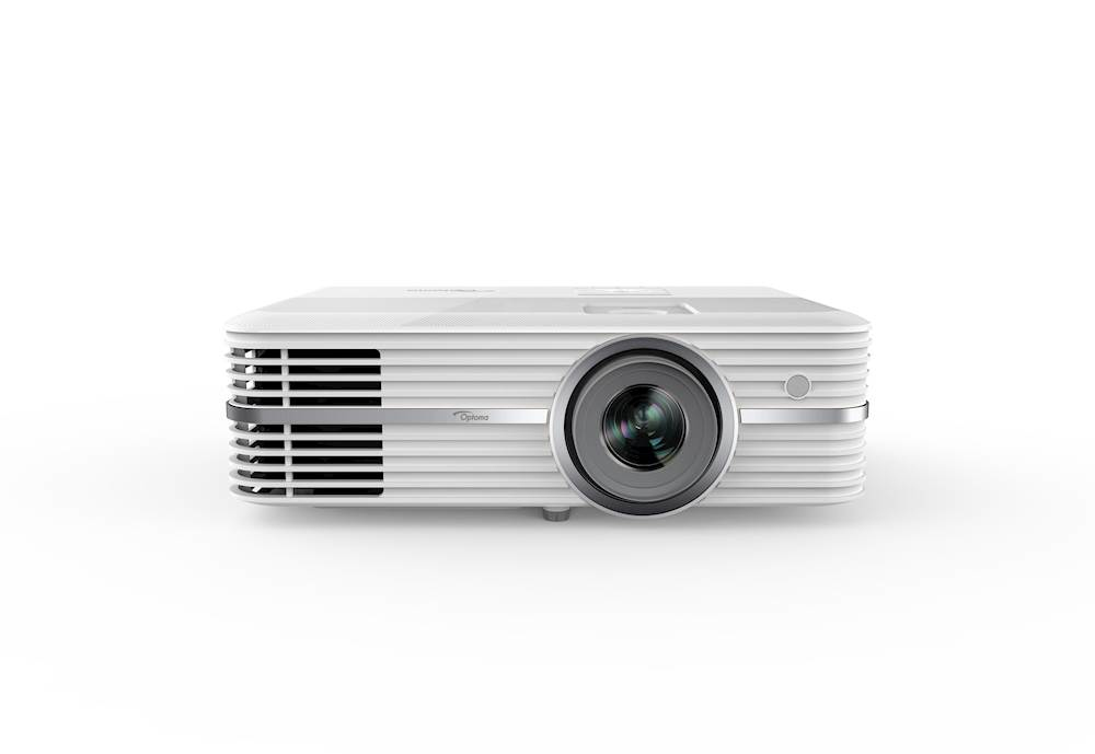 Optoma UHD40 beamer/projector 2400 ANSI lumens DLP 2160p (3840x2160) Plafondgemonteerde projector Wit