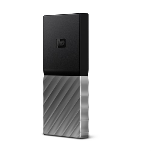 Western Digital My Passport 512 GB Black,Silver