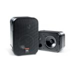 JBL CONTROL® SERIES 1 Pro loudspeaker 1-way 150 W Black Wired