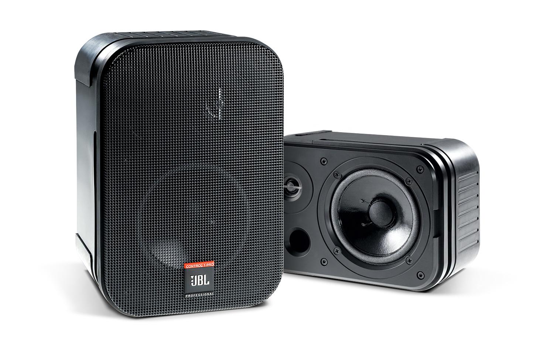 JBL CONTROL® SERIES 1 Pro loudspeaker 1-way 150 W Black Wired