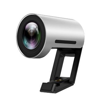 Yealink UVC30 webcam 8.51 MP USB 3.2 Gen 1 (3.1 Gen 1) Black, Silver