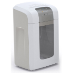 bonsaii 4S23 paper shredder Cross shredding 58 dB Beige, White