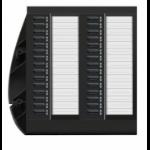 Bintec-elmeg Elmeg T500 IP add-on module 30 buttons Black