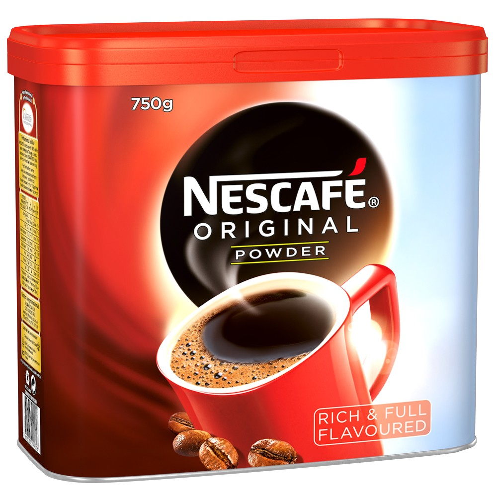 Nescafé (750g) Original Instant Coffee Tin