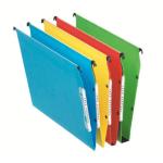 Esselte Orgarex Dual Visicolor Green folder
