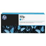 HP C1Q42A (773C) Ink cartridge cyan, 775ml