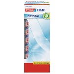 TESA film Crystal tape 19mm x 33m 57947 OfficeBox PK8