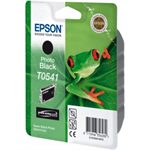 Epson C13T05414010 (T0541) Ink cartridge black, 550 pages, 13ml