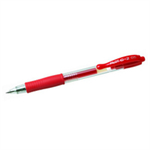 Pilot G205 Gel Retractable 0.5 Red PK12