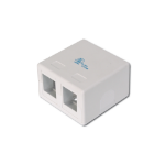Digitus Consolidation-Point Box for 2x ® Keystone Jacks