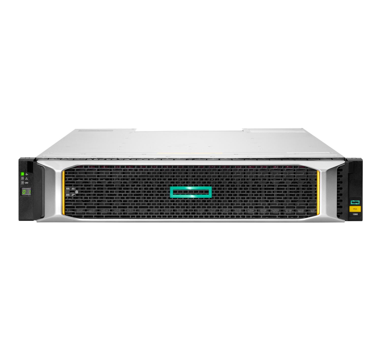 Hewlett Packard Enterprise MSA 1060 disk array Rack (2U)