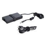 DELL 130W AC Adapter (3-pin) with European Power Cord (Kit) 450-19103, Notebook, Outdoor, 130 W, Latitude