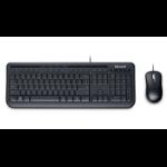 Microsoft Wired Desktop 600 toetsenbord USB Zwart