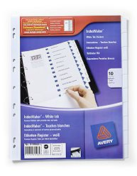 Avery Extra Wide IndexMaker Dividers divider