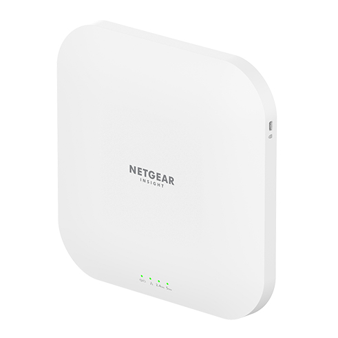 Netgear WAX620 3600 Mbit/s White Power over Ethernet (PoE)