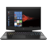 "OMEN by HP 15-dh0010na Notebook Black 39.6 cm (15.6"") 1920 x 1080 pixels 9th gen Intel® Core™ i7 16 GB DDR4-SDRAM 1000 GB SSD NVIDIA® GeForce RTX™ 2080 Wi-Fi 6 (802.11ax) Windows 10 Home"
