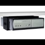 Humanscale CPU450 Desk-mounted CPU holder Black CPU mount