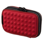 "Hama NaviBag ""Dots"", red PVC Red"