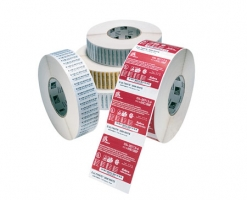 NAKAGAWA label roll, thermal paper, easily removable, 40x23mm