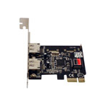 SYBA PCI Express to SATA II Controller Card