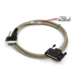 "Hewlett Packard Enterprise SP/CQ Cable vertical ofset, SCSI 6"" SCSI cable Grey 1.8 m"