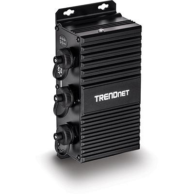 Trendnet TI-EU120 PoE adapter Gigabit Ethernet