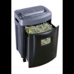 Swordfish 1000XC Cross shredding 69dB Black paper shredder