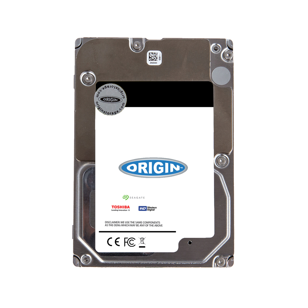 Origin Storage 1.8TB 10K SAS X3550 M2 2.5in HD w/Caddy