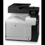 HP LaserJet M570dw Laser 600 x 600 DPI 30 ppm A4 Wi-Fi