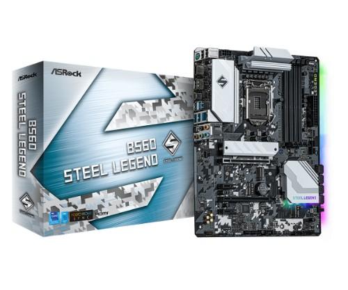 Asrock B560 Steel Legend Intel B560 LGA 1200 ATX