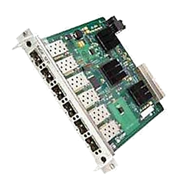 Cisco Asa 5545-x/5555-x Intf Card 6-port Ge Sfp (sx Lh Lx) Spare