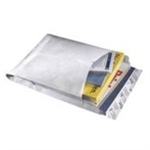 Tyvek Gusseted Envelopes Extra Capacity Strong D4A H381xW250xD50mm White Ref 11844 [Pack 100]