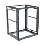 Middle Atlantic Products CFR-12-16 rack cabinet 12U Freestanding rack Black