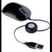 Targus Compact Optical Mouse USB Optical Black mice